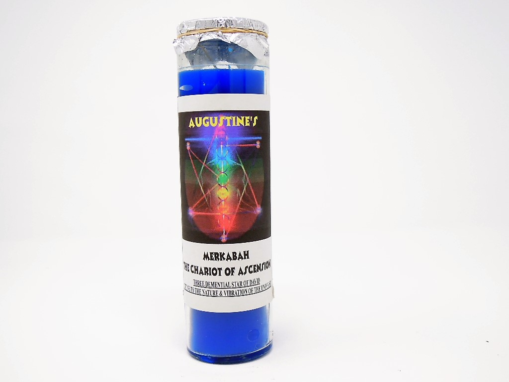 Merkabah Chariot of Ascension Candle