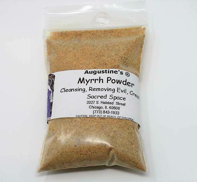 myrrhresinpowder